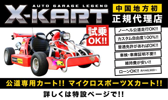X,KART/エックス・カート特設ページへ